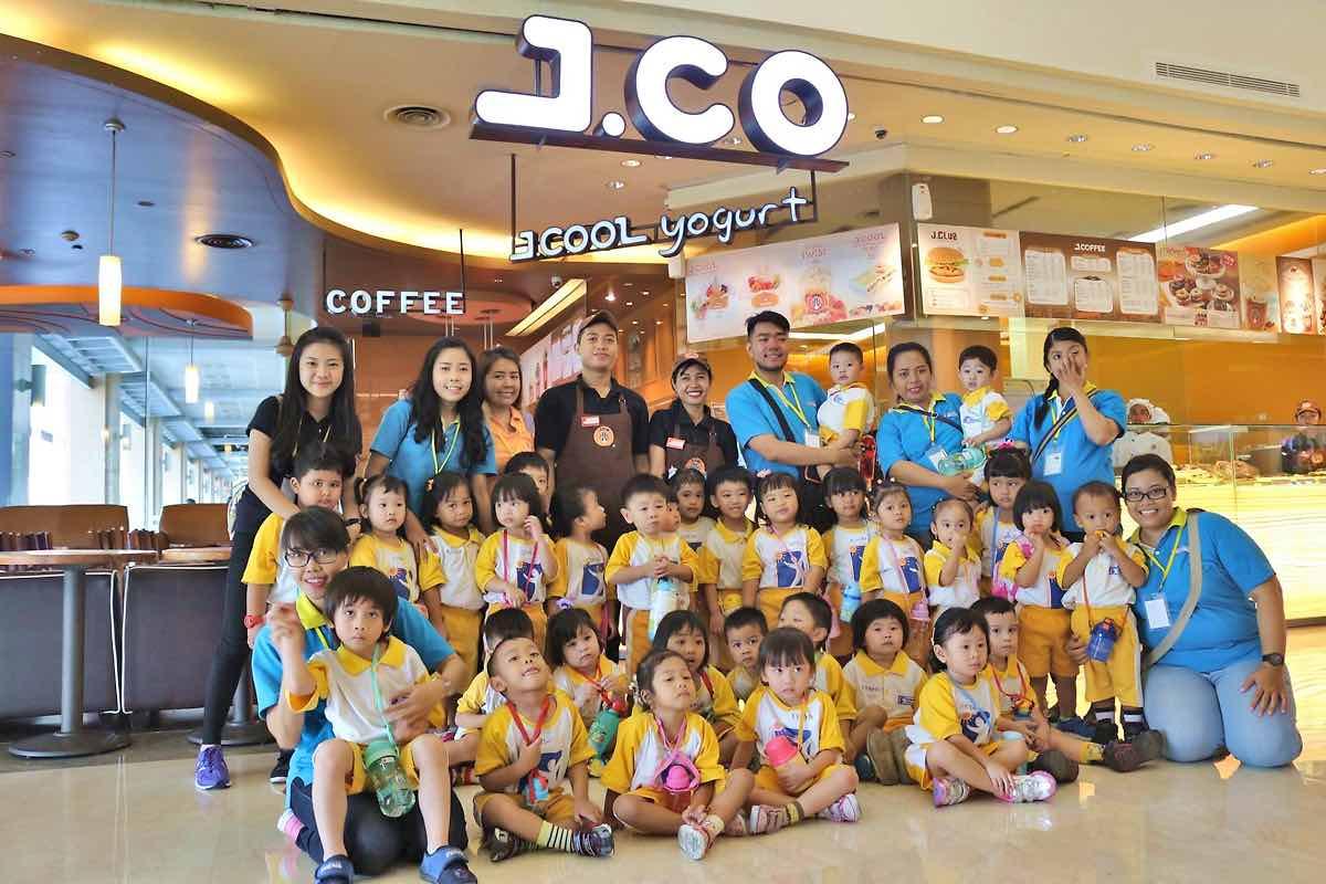 Growing Kid School Surabaya